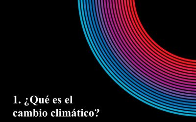 OBJETIVOS FRENTE AL CAMBIO CLIMÁTICO